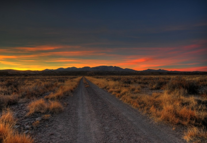 HDR-NM-Desert-Sunset-2