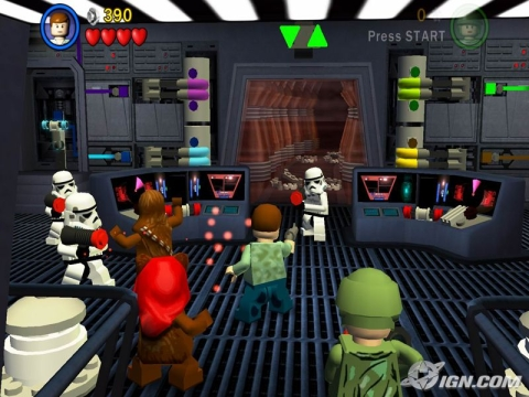 Lego Star Wars Comes to iOS – The Hoth Spot
