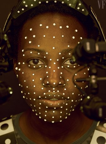 Lupita Nyong'o as space pirate Maz Kanata | The Hoth Spot