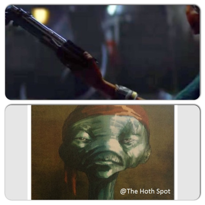 Maz Kanata Concept Art | The Hoth Spot