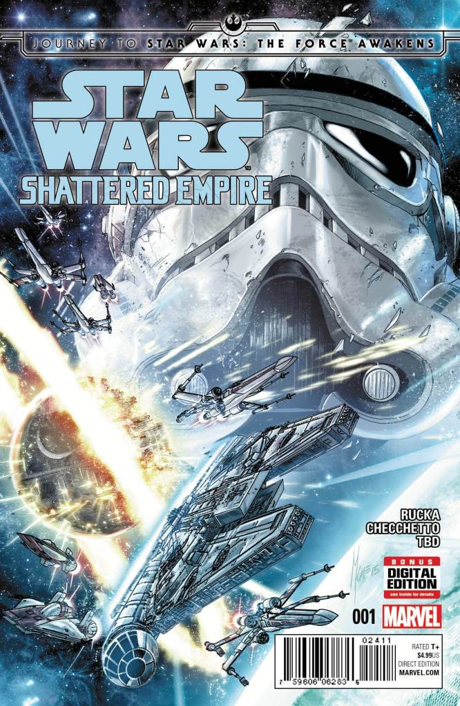 Shattered Empire Cover Art