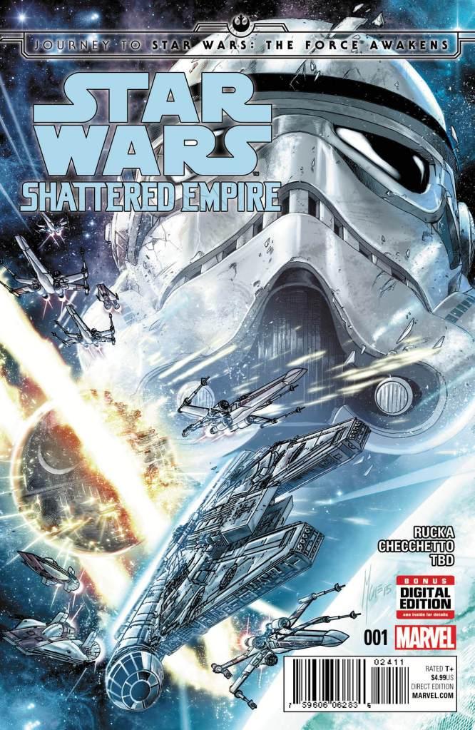 Shattered Empire Cover Art