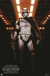 maxi-poster-star-wars-capitan-phasma-580x870