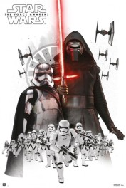 maxi-poster-star-wars-empire-white-580x867