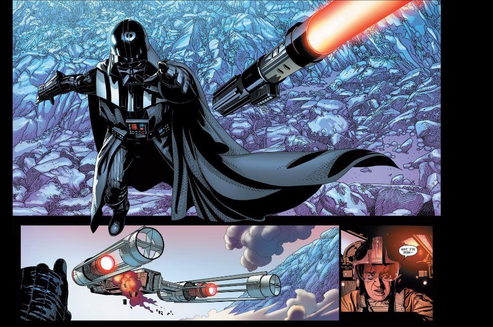 Darth Vader Canon Vs Ares Dceu: Darth Vader Vs Zenomorph Queen(Aliens One)