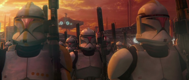 Clone Troopers, Attack of the Clones | The Hoth Spot