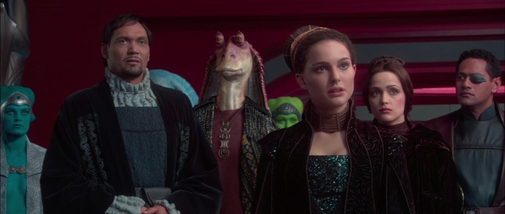 Bail Organa, Padme Amidala, Attack of the Clones | The Hoth Spot