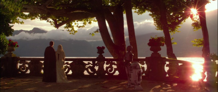 Anakin Skywalker, Padme Amidala, C-3PO, R2-D2, Attack of the Clones | The Hoth Spot