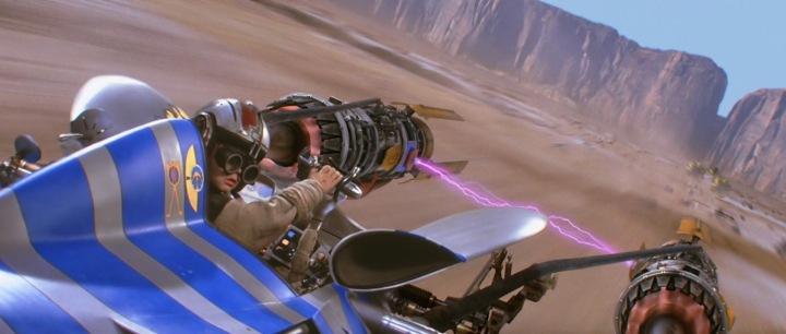 Anakin Skywalker Podracing from The Phantom Menace | The Hoth Spot