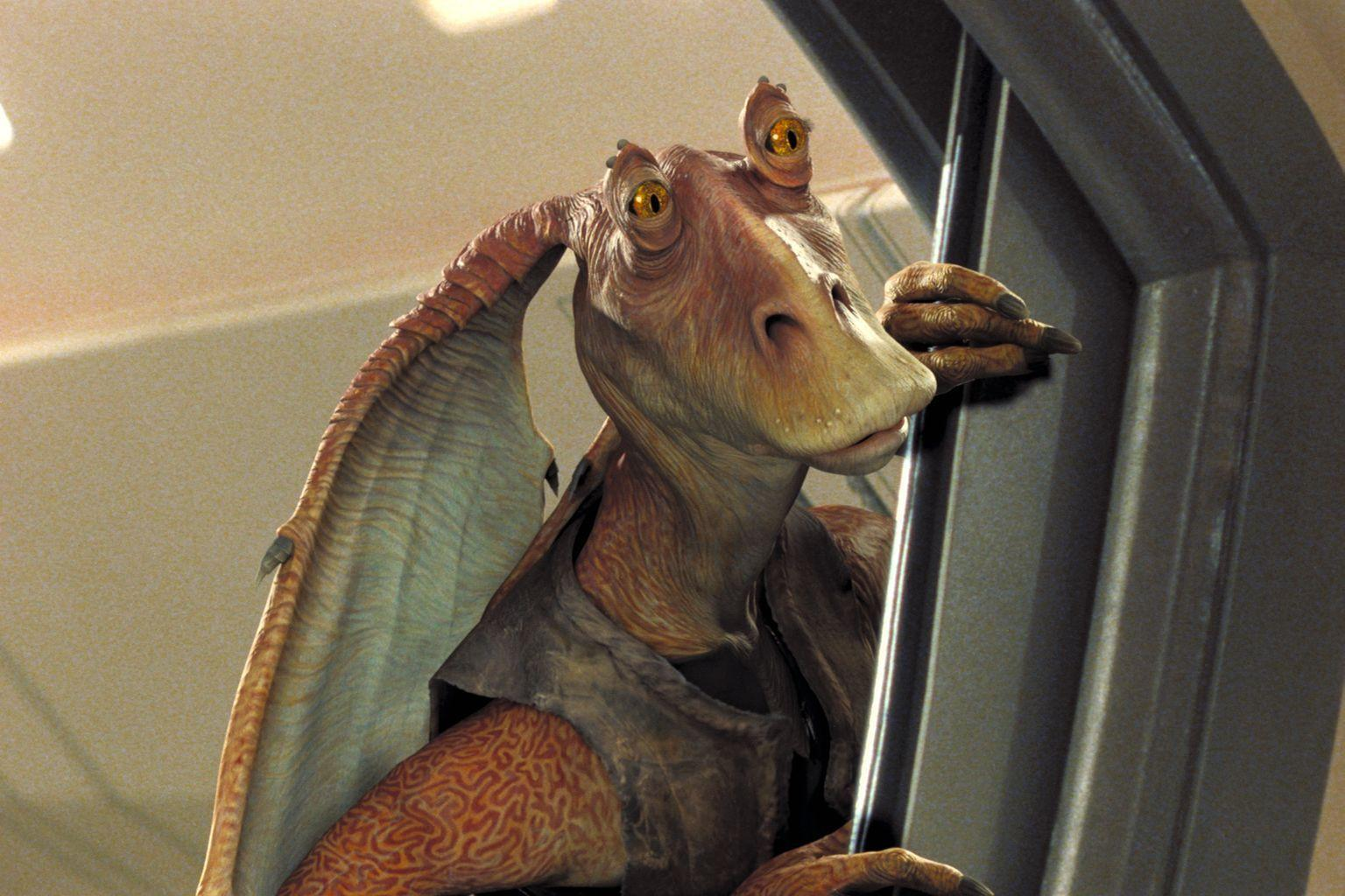 Jar Jar Binks | The Hoth Spot