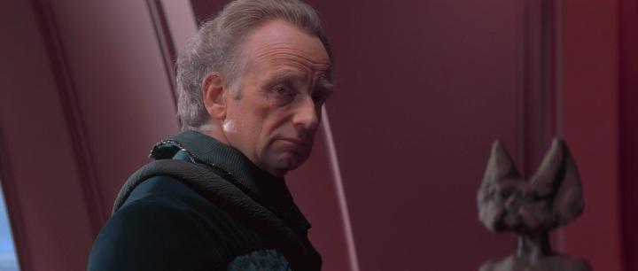Senator Palpatine from The Phantom Menace | The Hoth Spot
