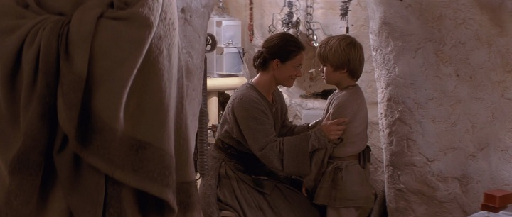 Anakin and Shmi Skywalker from The Phantom Menace | The Hoth Spot
