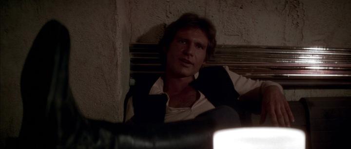 Han Solo, Mos Eisley Cantina | The Hoth Spot