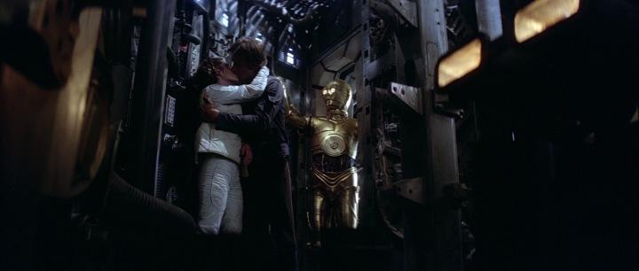 Han Solo & Princess Leia | The Hoth Spot