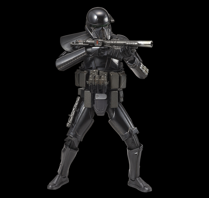 Bandai 12th scale Death trooper (2)